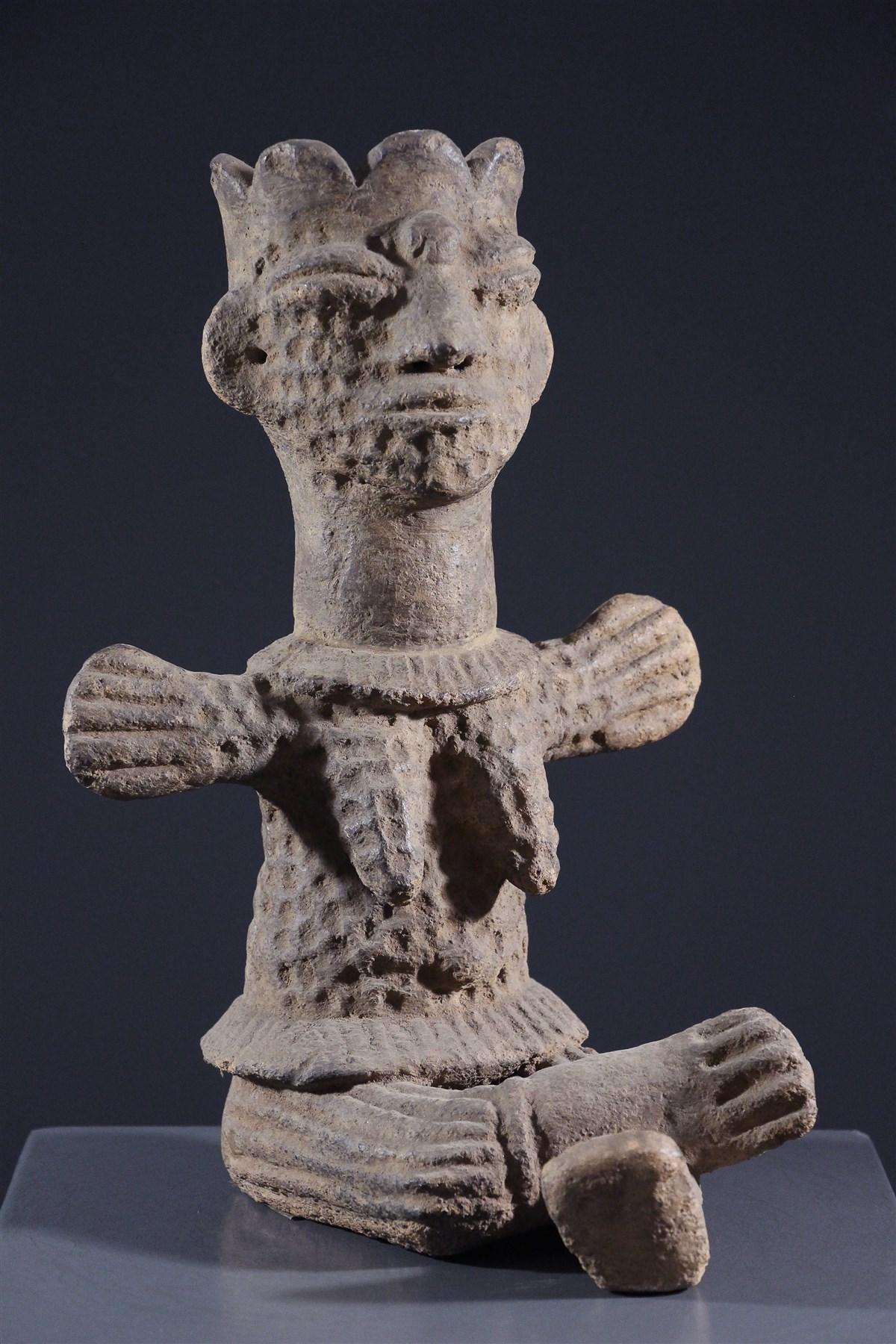 Statue d'autel Bankoni - art africain