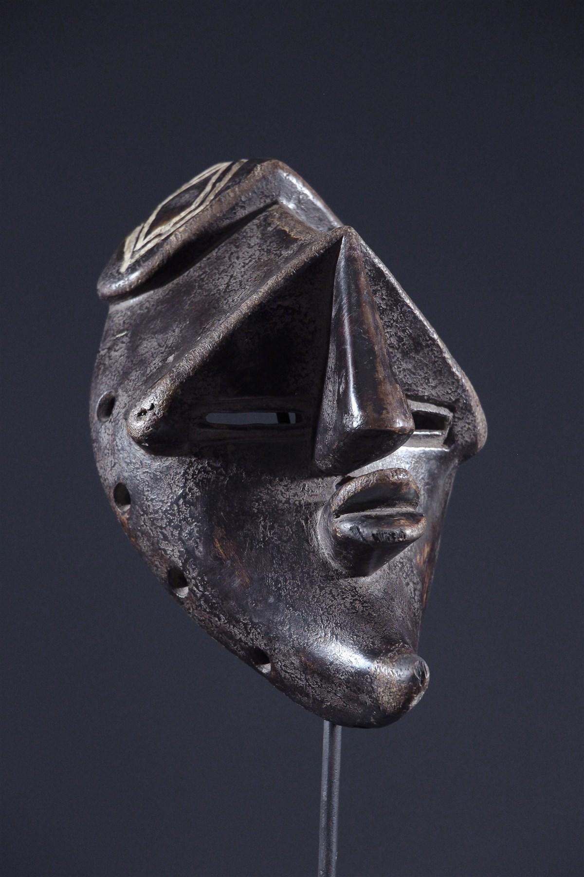 Masque Lwalwa - Art africain