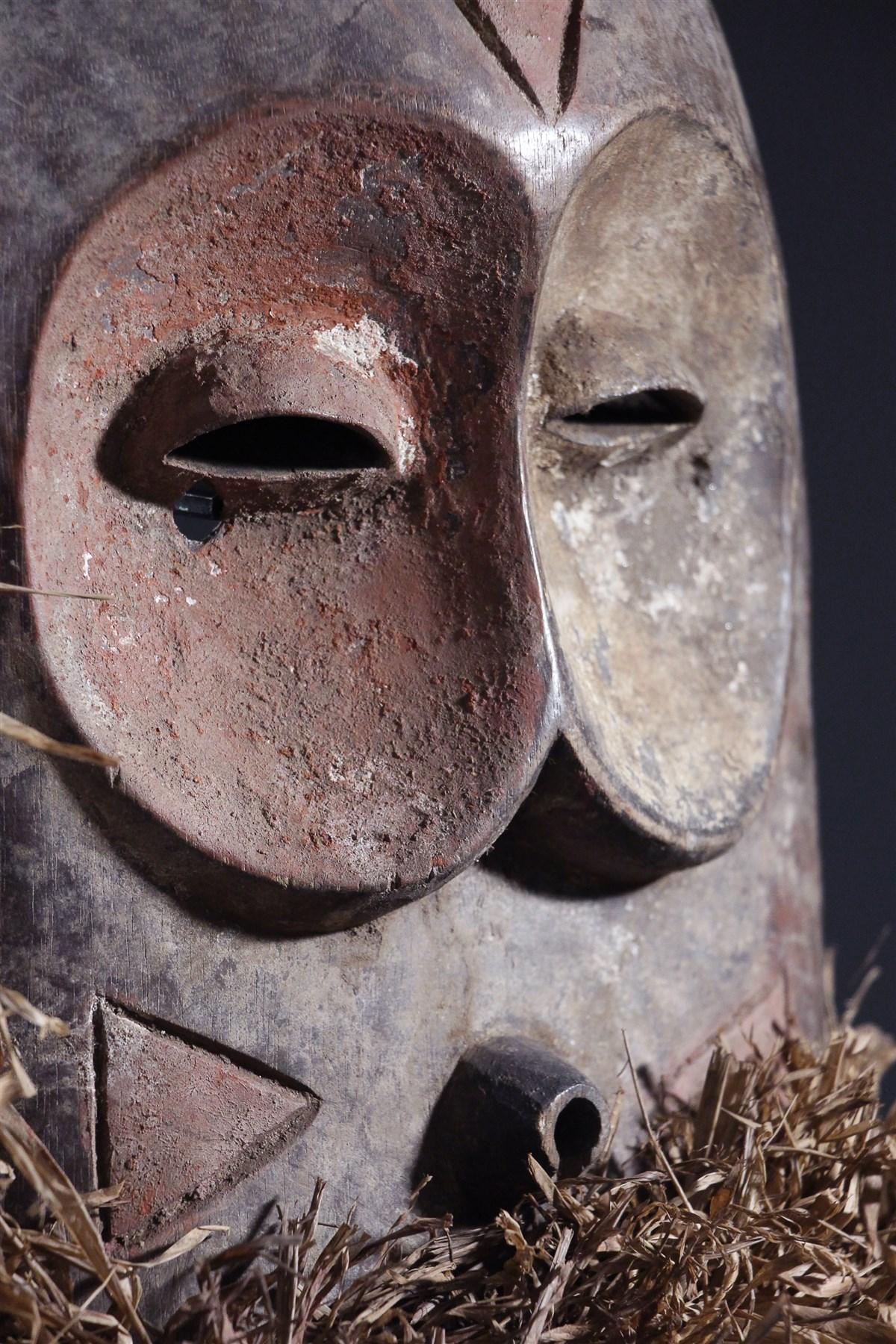 Masque Bembe - art primitif