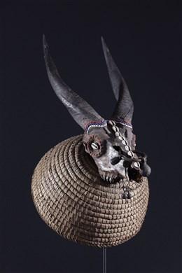 Chapeau de marabout Fon des Dendi