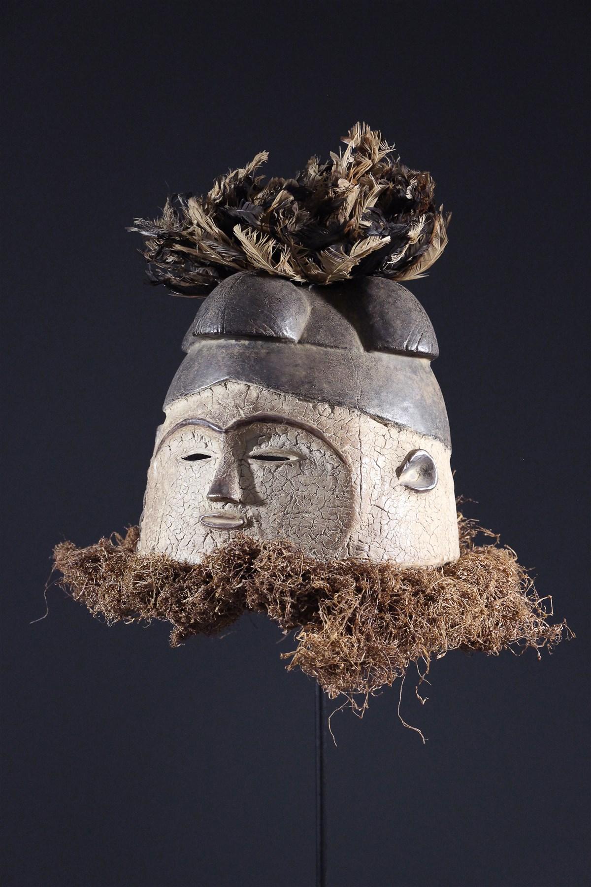 Casque Fang - Art africain