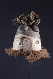 Masque africainCasque Fang