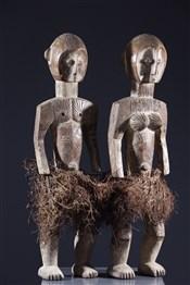 Statues africainesCouple de statues Kakungu