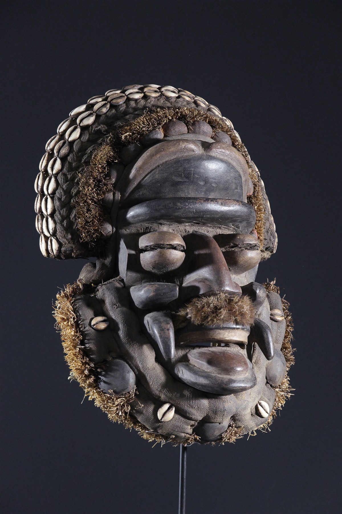 Masque Bété- Guéré - Art africain