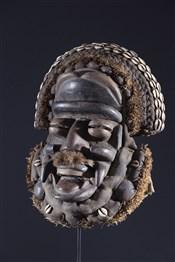 Masque africainMasque Bété- Guéré