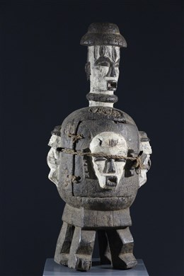 Boîte  reliquaire Igbo
