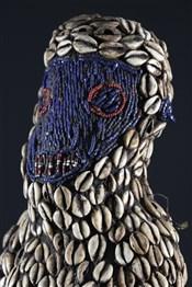 Statues africainesStatue féminine Bamoun