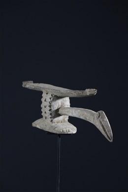 Appuie-nuque zoomorphe Dogon