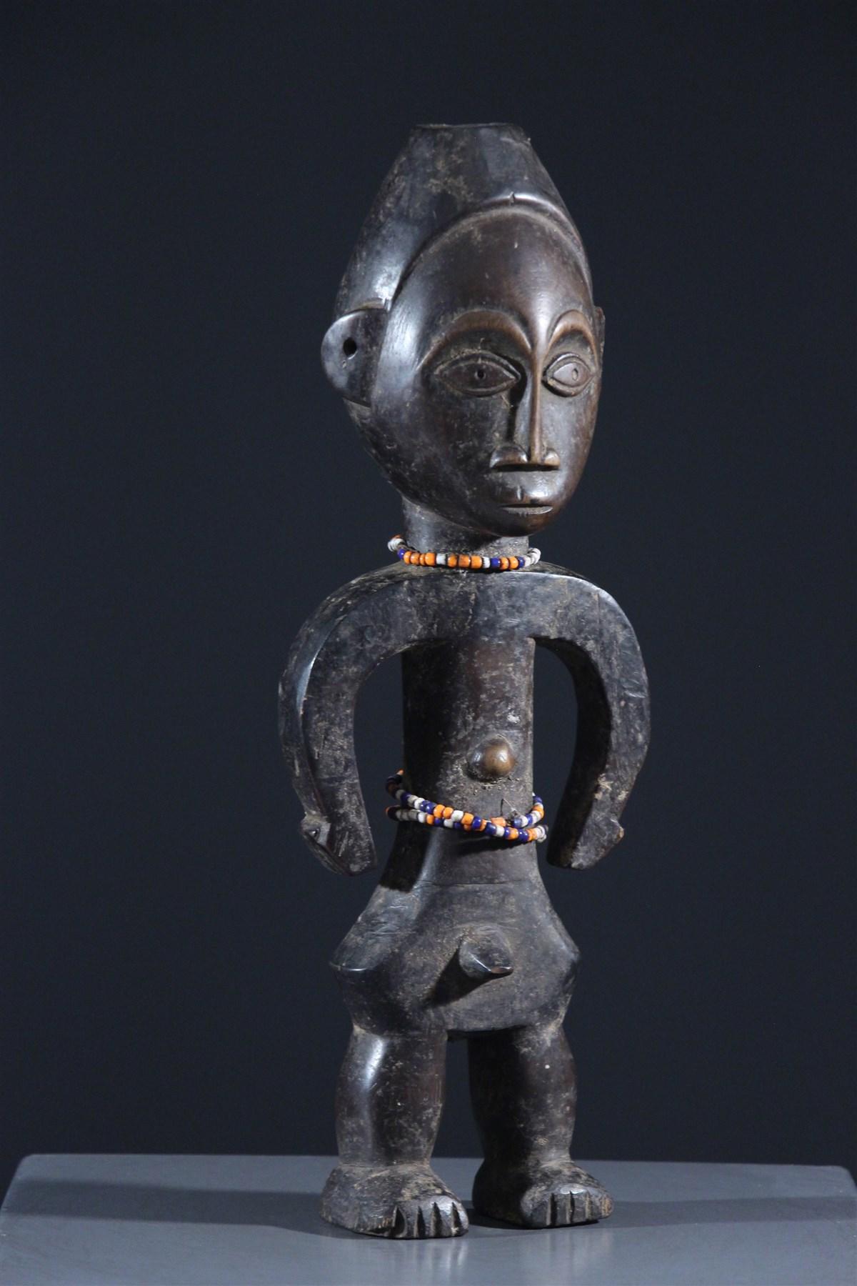 Statuette  Yanda Zande - art primitif