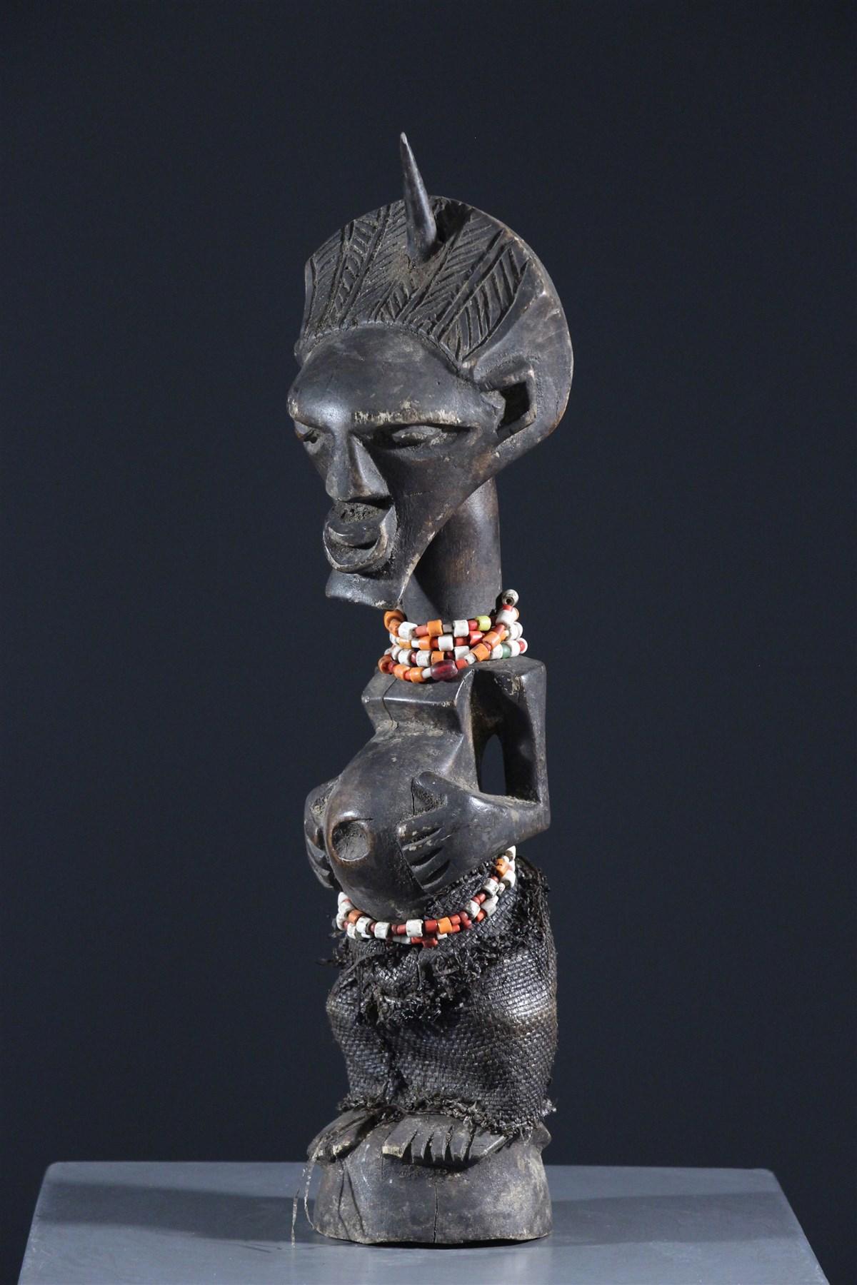 Fetiche Songye - art primitif