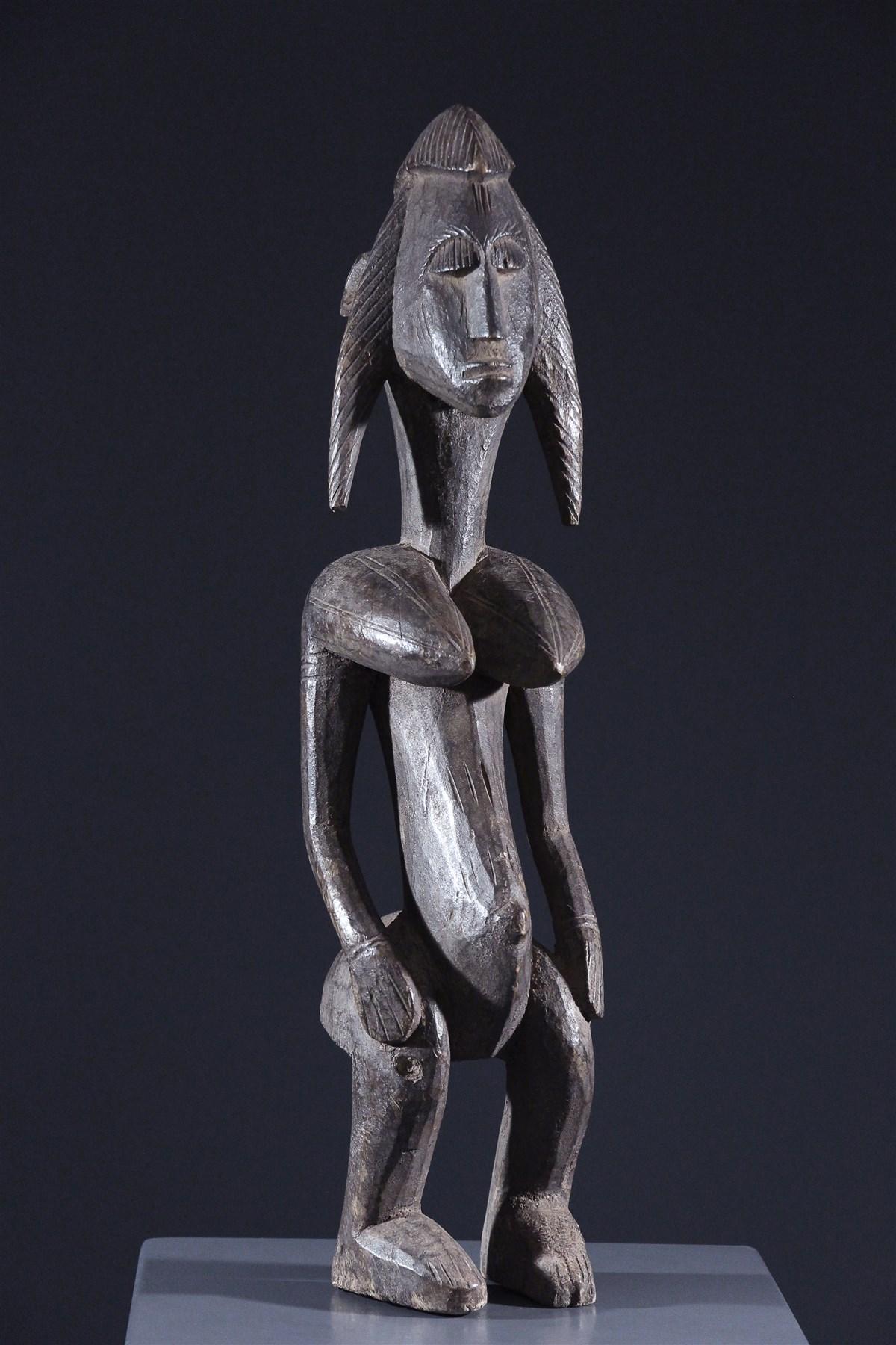 Statue Bambara - art primitif