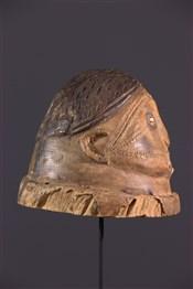 Masque africainMasque Tabwa