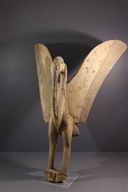 Statue Calao Senoufo
