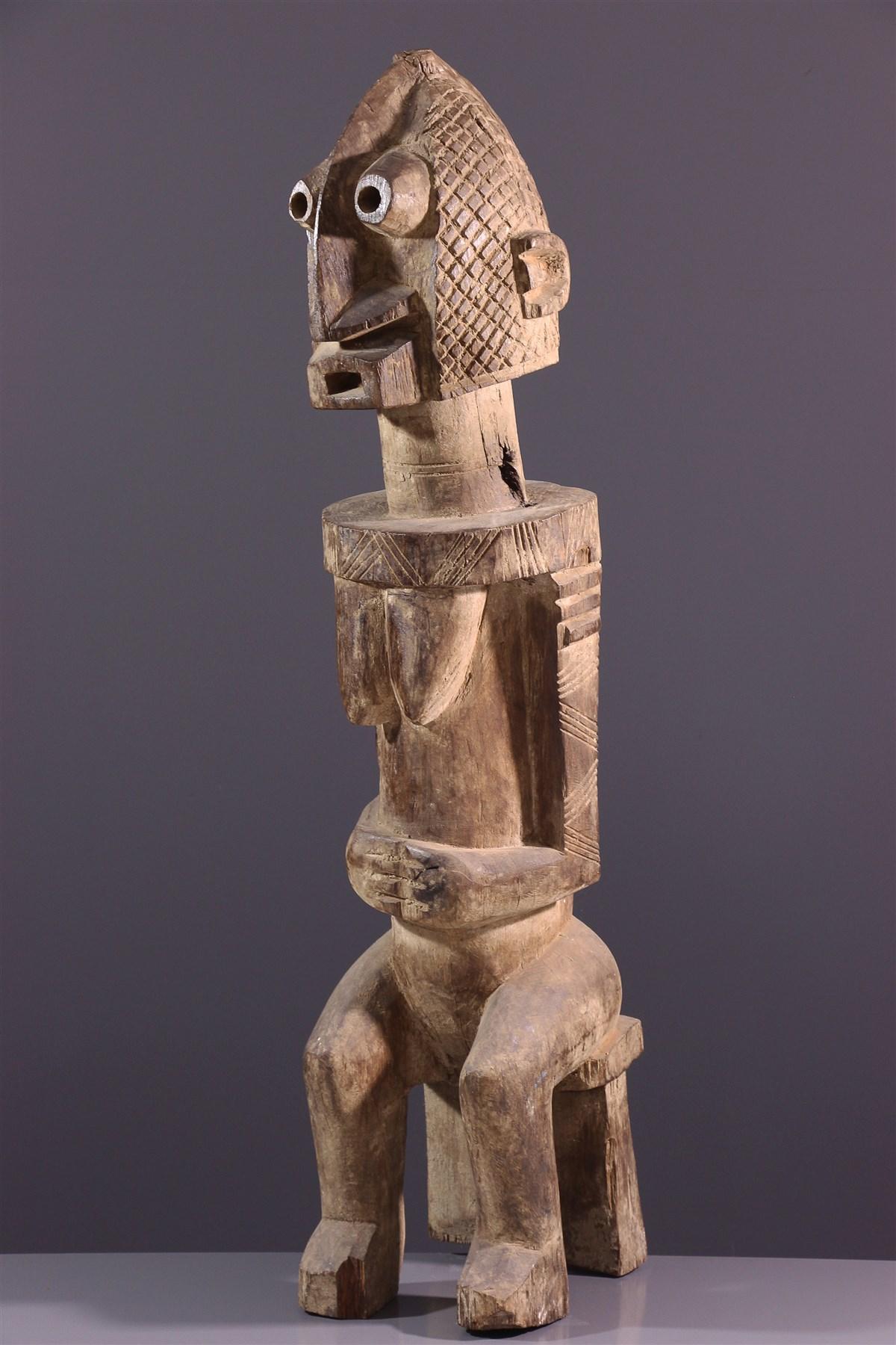 Statue d'ancêtre Dogon - Art africain