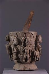 Pots, jarres, callebasses, urnesPot Yoruba
