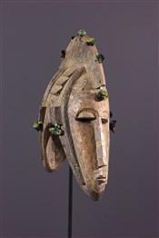 Masque africainMasque Marka janus