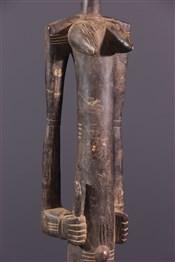 Statues africainesStatue pilon Debele Senoufo