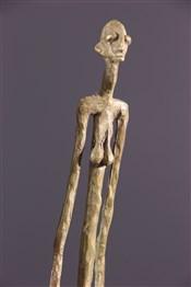 bronze africainCouple primordial Dogon