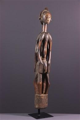 Statue janus Debele Senoufo