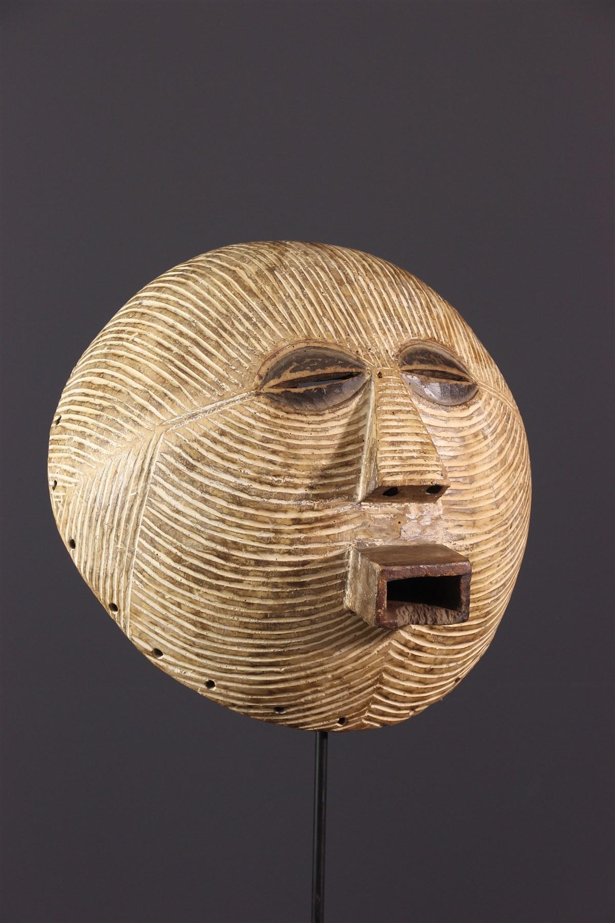 Masque  Luba kifwebe - art africain