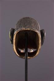 Masque africainMasque singe Sogow Kun