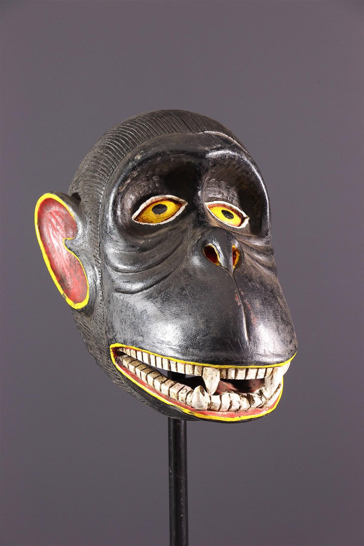 Masque singe Sogow Kun  - art africain