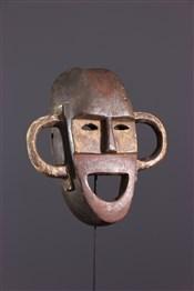 Masque africainMasque Pongdudu Boa