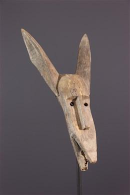 Masque zoomorphe Bambara