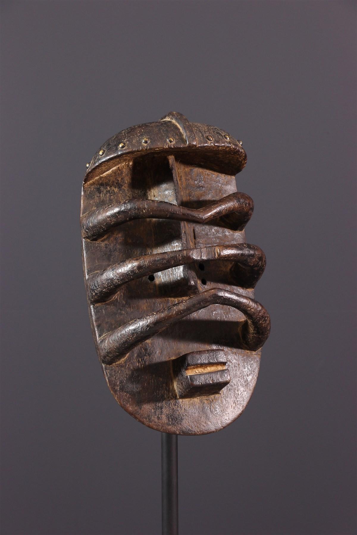 Masque Bété-Guéré - art africain