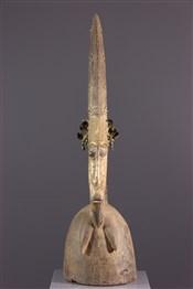 Masque africainMasque cimier Markha