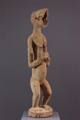Statue Baoulé du Mbra