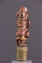 Statues africainesFétiche Kouyou