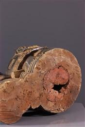 Objets usuelsBoîte à souris Baoulé