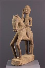 Cavalier Figure équestre Hogon Dogon Cavalier Dogon