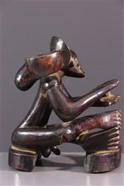 Statues africainesFigure d ancêtre Chokwe
