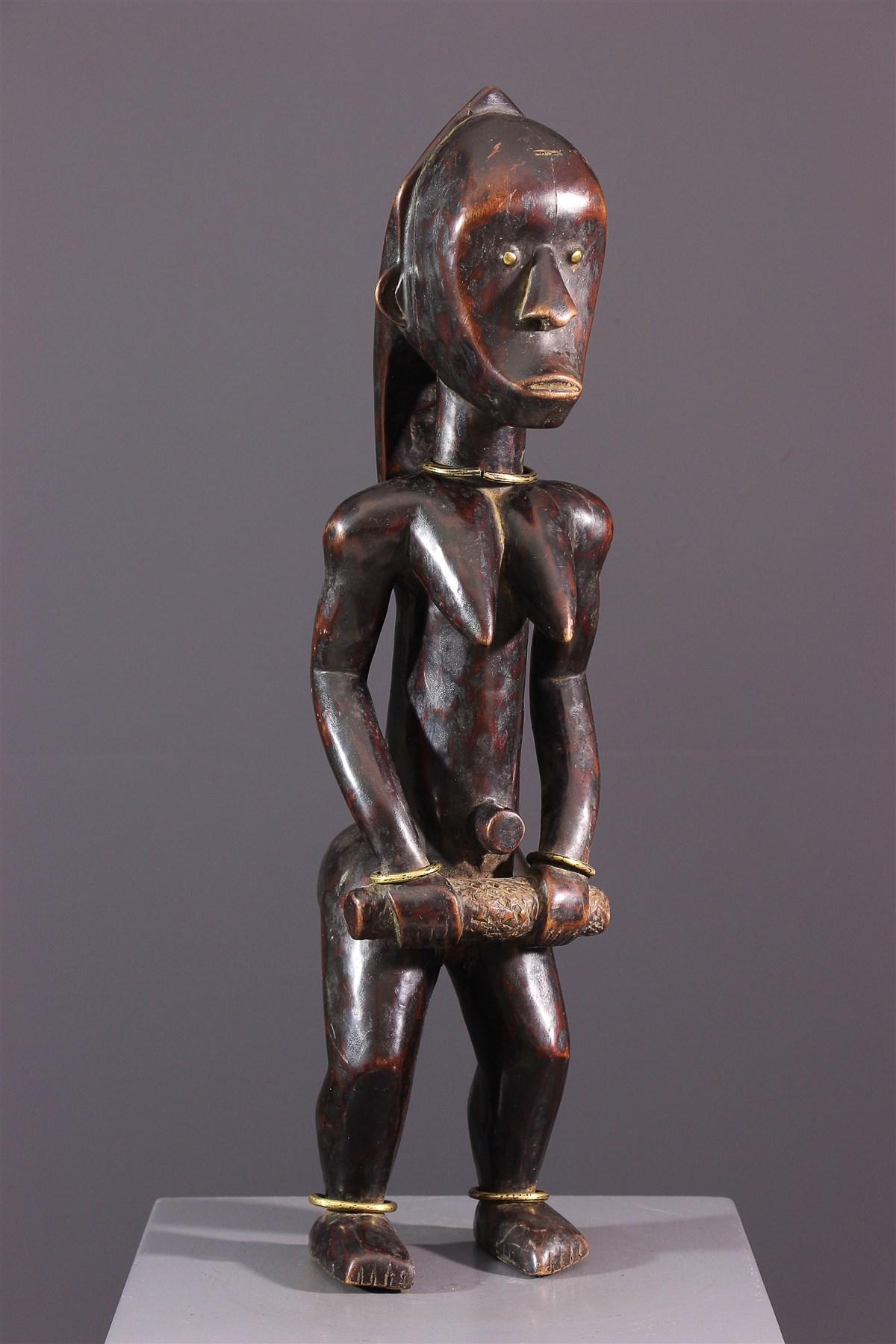 Statue Byeri Fang - art africain