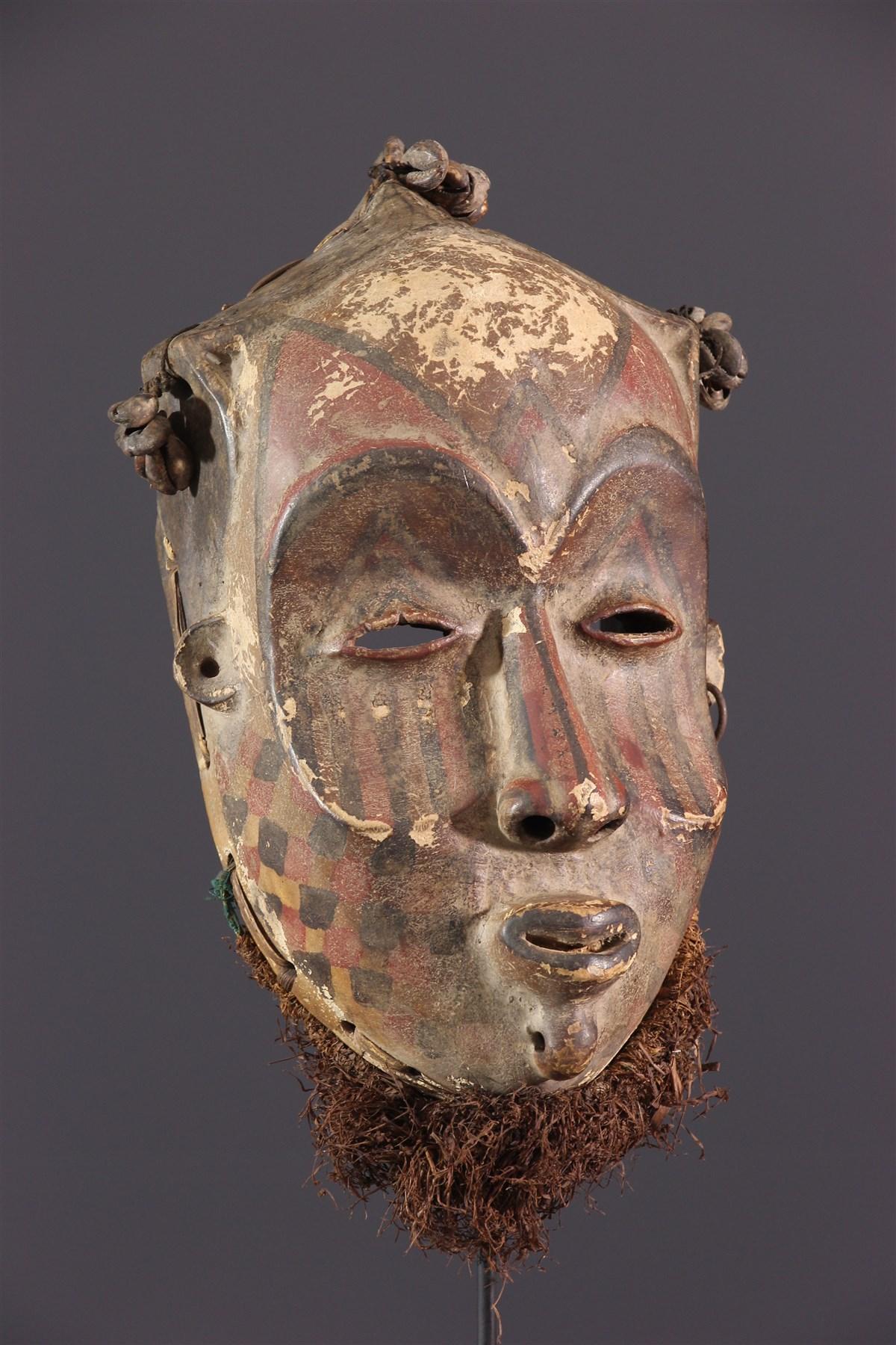 Masque Ngady Amwaash Kuba - Art africain