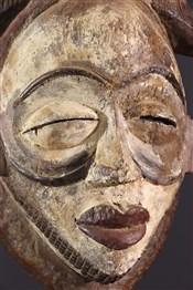 Masque africainMasque Okuyi des Punu