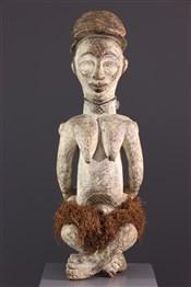 Statues africainesMaternité Punu Lumbu