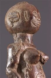 Statues africainesStatue Tiv
