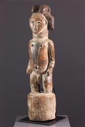 Statues africainesFigure tutélaire Punu