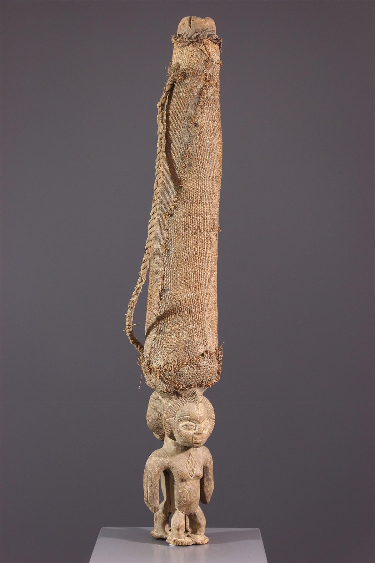 Carquois Punu - Art africain