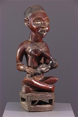 Grande figure de maternité - Pfemba - Kongo - Congo RDC