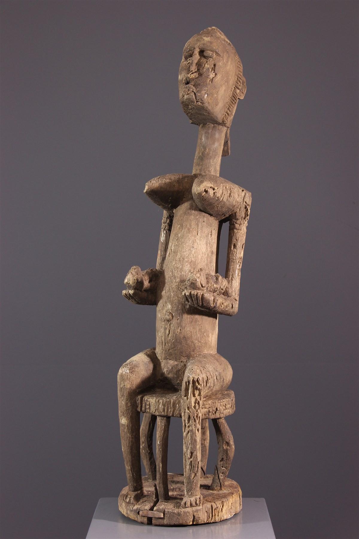 Statue Dege Dogon - Art africain