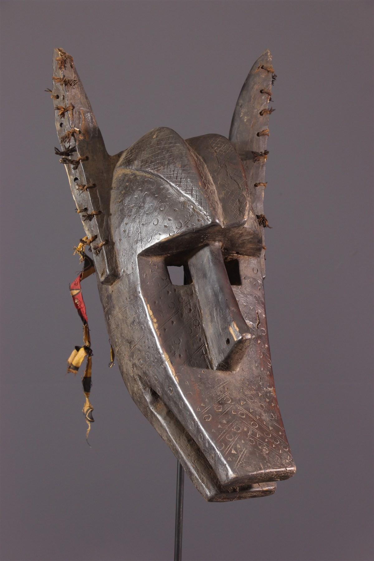 Masque Suruku du Koré Bambara - art africain