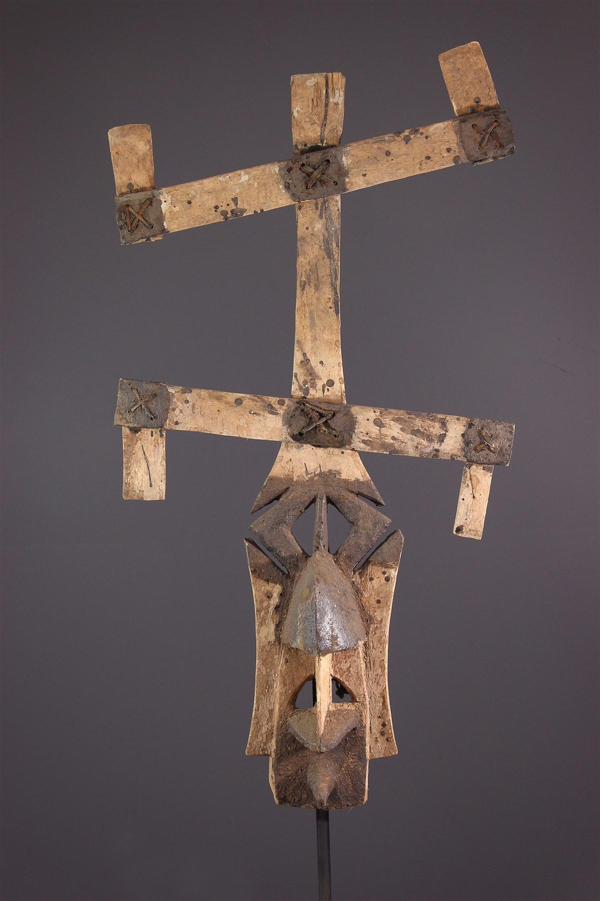 Masque Kanaga Dogon - Art africain