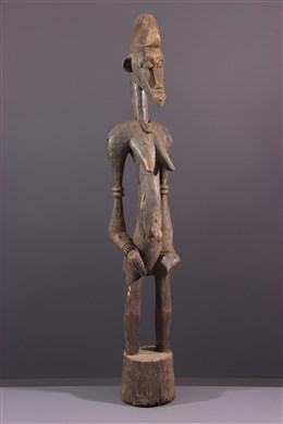 Statue pilon Debele Senoufo