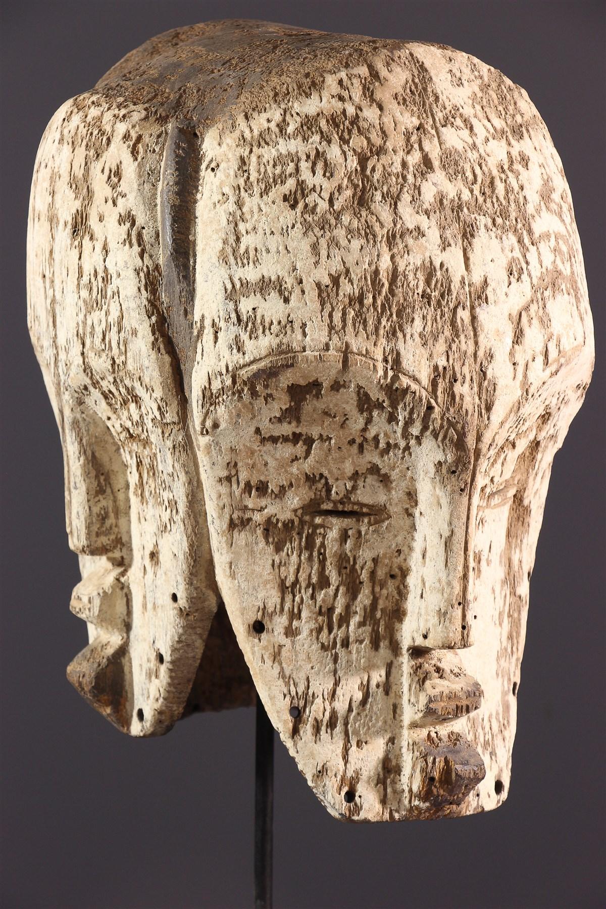 Masque Fang heaume - Art africain