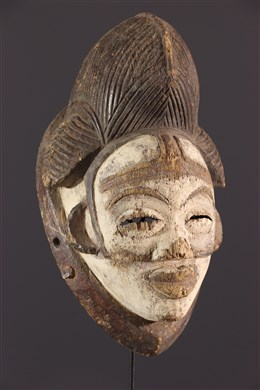 Masque Punu Tsengi