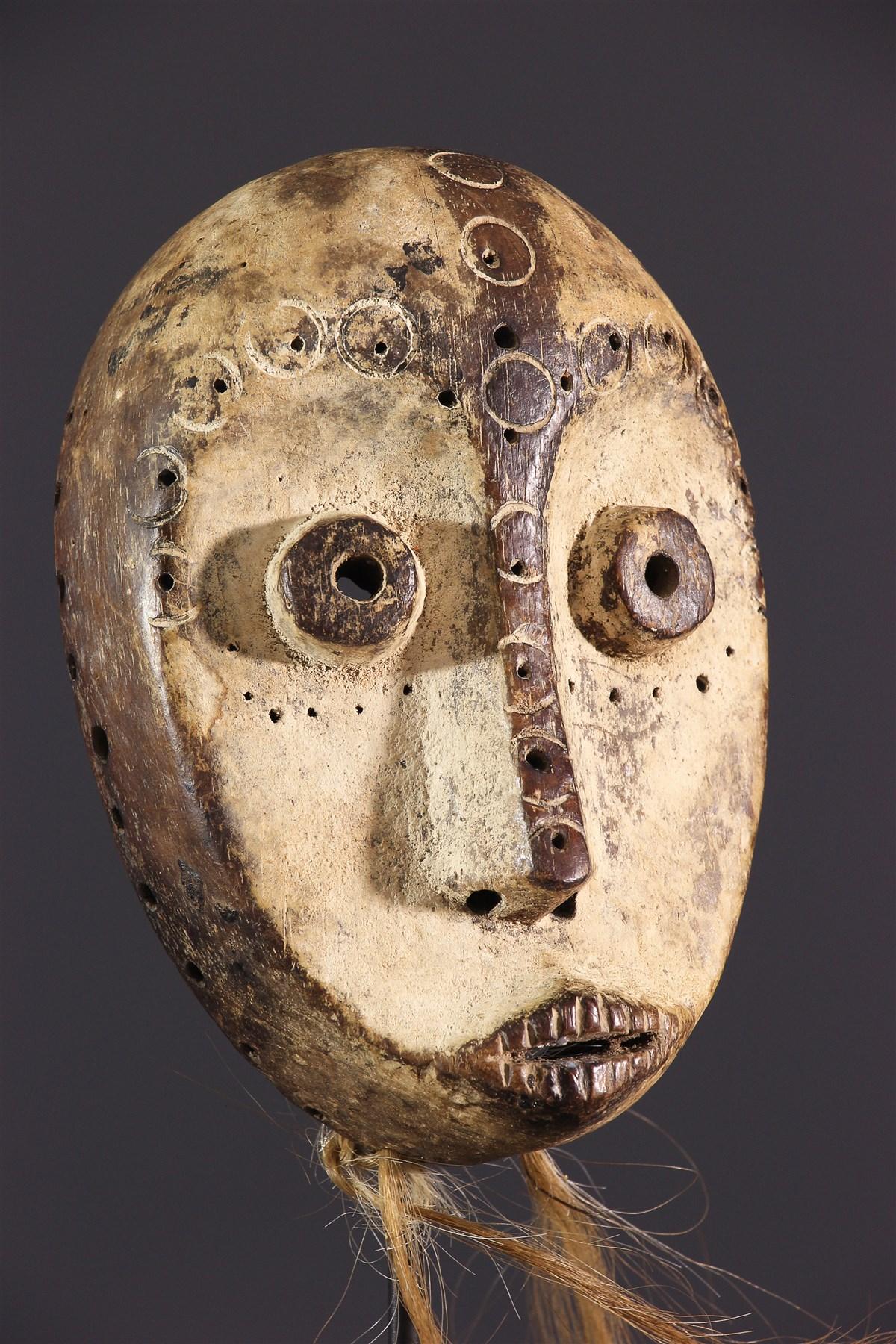Masque Lega Lukwagengo - Art africain